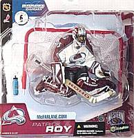 Patrick Roy Series 6 Avalanche White Jersey