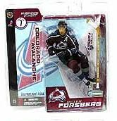 Peter Forsberg - Series 7 Avalanche