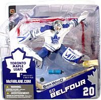 Ed Belfour Series 8 - Maple Leafs