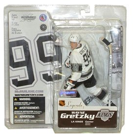 Wayne Gretzky 5 Legends 2 - Kings White Jersey