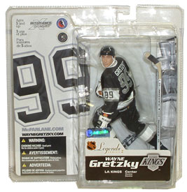 Wayne Gretzky 5 Black Variant Legends 2