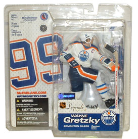 Wayne Gretzky 4 White Variant Legends 2