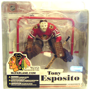 Tony Esposito - Blackhawks