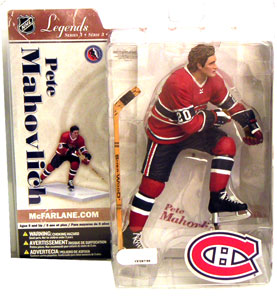 Pete Mahovlich - Canadiens