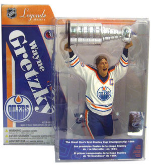NHL Legends 4 - Wayne Gretzky 7 - Oilers