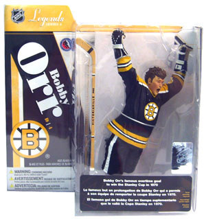 NHL Legends 4 - Bobby Orr 2 - Bruins