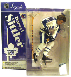 NHL Legends 4 - DARRYL SITTLER - Maple Leafs