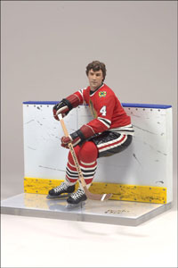 Bobby Orr 3 - Chicago Blackhawks