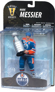 Mark Messier 3 - Legends 7 - Edmonton Oilers