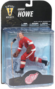 Gordie Howe 2 - Legends 7 - Red Wings