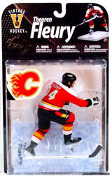 NHL Legends 8 - Theo Fleury - Red Jersey Regular