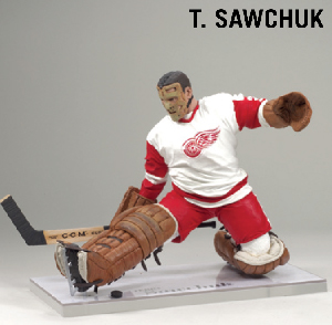 NHL Legends 8 - Terry Sawchuk - Detroit