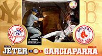 MLB 2-Pack: Derek Jeter[Yankees] and Nomar Garciaparra[Red Sox]