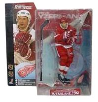 Steve Yzerman Variant - Detroit Red Wings - NON MINT