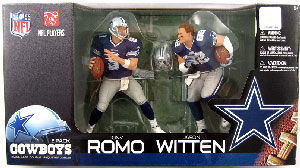 NFL 2-Pack: TONY ROMO AND JASON WITTEN