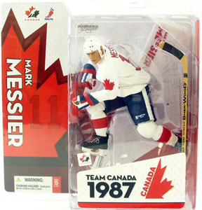 Mark Messier Team Canada