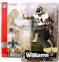 Ricky Williams Saints Variant
