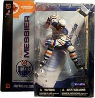 Mark Messier Series 5 - Edmonton Oilers White Jersey Variant