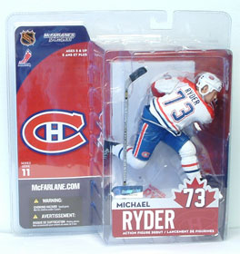 MICHAEL RYDER White Jersey Variant