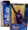 Ben Wallace Series 7 Blue Jersey no Afro Variant