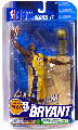NBA 17 - Kobe Bryant 3 - Lakers - Bronze Collectors Level - Yellow Jersey with 1 Trophy