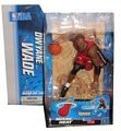 Dwyane Wade Series 9 - Red Jersey Variant Miami Heat