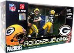 NFL 2-Pack: Packers - Aaron Rodgers and Greg Jennings