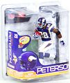 NFL Series 26 - 	Adrian Peterson - Vikings