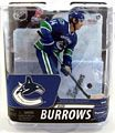 NHL Series 29 - Alex Burrows - Canucks