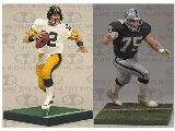 NFL 2-Pack: Terry Bradshaw (Steelers) and Howie Long (Raiders)
