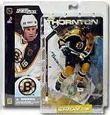 Joe Thornton Series 2 - Boston Bruins Black Jersey Variant