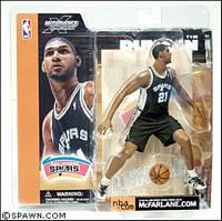Tim Duncan - Spurs