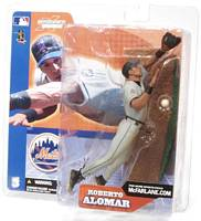 Roberto Alomar - Mets - Grey Jersey Regular