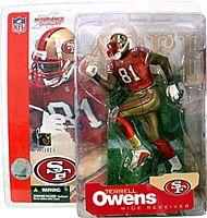 Terrell Owens - 49ers