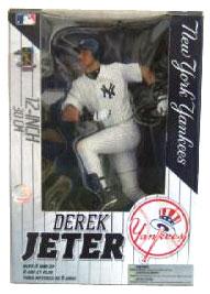 12 Inch Derek Jeter 2 - Yankees