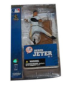 3-Inch Yankees Derek Jeter