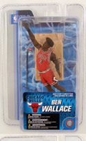 3-Inch Ben Wallace