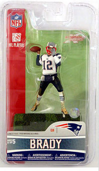 3-Inch Tom Brady 2 - New England Patriots