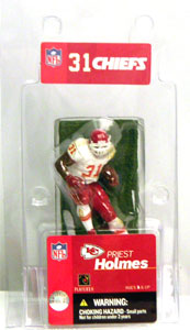 3-Inch Singles: Priest Holmes