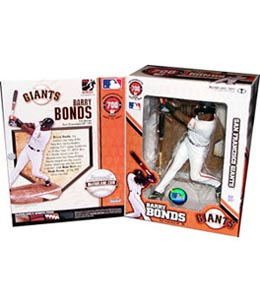 Barry Bonds[Giants] - 700th HOME RUN COMMEMORATIVE FIGURE