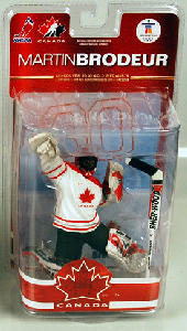Team Canada 2010 Series 2 - Martin Brodeur 4