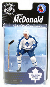 NHL Canadian Exclusive - Lanny McDonald - Maple Leaf