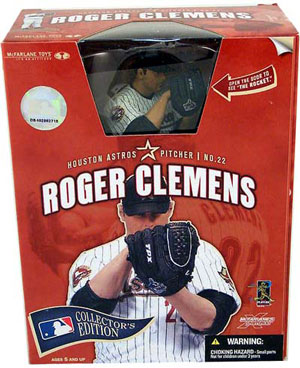 Collectors Edition - Astro Roger Clemens