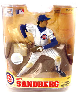 MLB Cooperstown Series 5 - Ryne Sandberg - Chicago Cubs