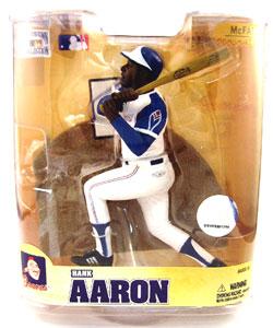 Cooperstown - Hank Aaron - Atlanta Braves
