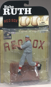 Cooperstown 6 - Babe Ruth 2 - Red Sox