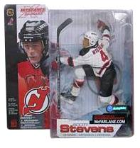 Scott Stevens New Jersey Devils - White Jersey Variant