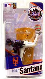 Elite MLB Team NY Mets - Johan Santana