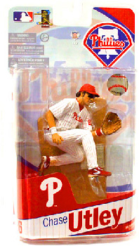 Elite MLB Team Phillies - Chase Utley