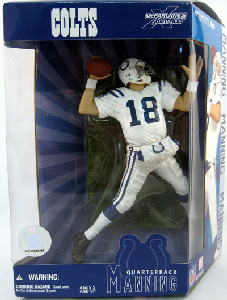 Collectors Edition - Peyton Manning - Indianapolis Colts